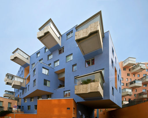 living house Vienna,