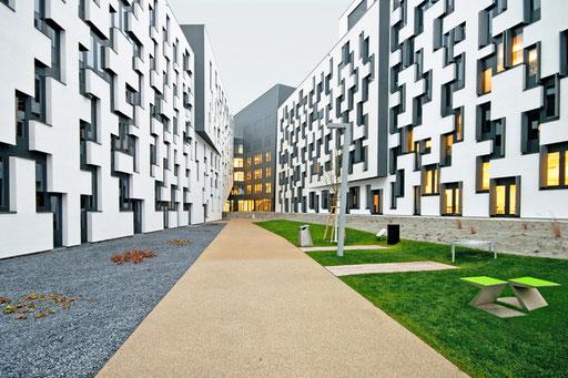 Wu Campus Vienna,Estudio Carme Pinos