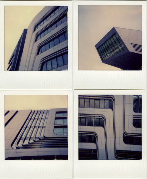 WU Campus ,architekt Zaha Hadid