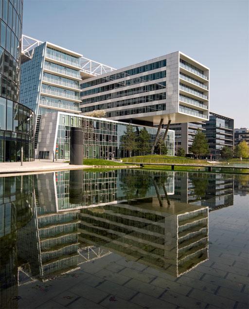 Viertel zwei Vienna,architect M. Kohlbauer
