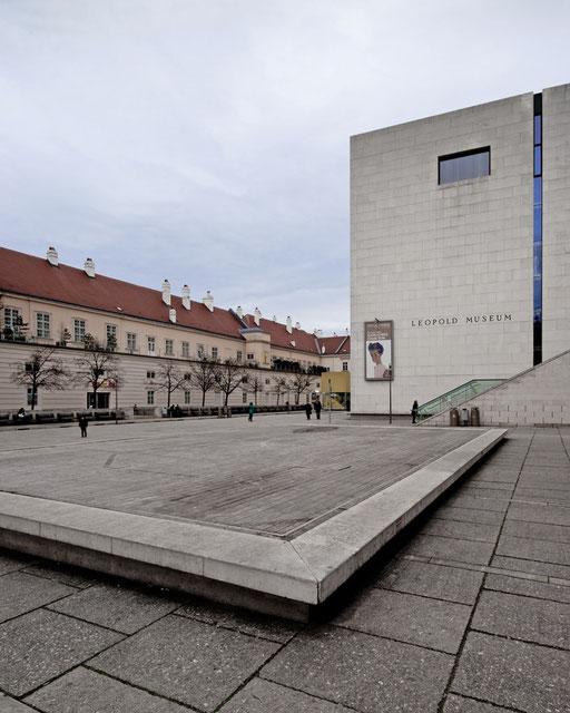 MQ Vienna,architect Ortner & Ortner