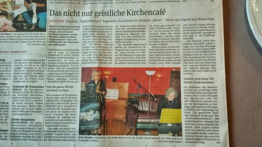 ..aus dem Odenwälder Echo 30.10.2014