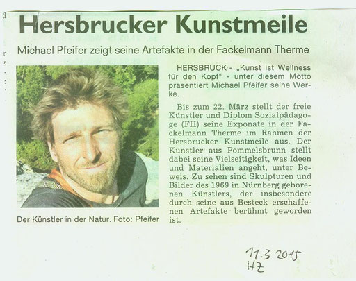 Hersbrucker Zeitung 11.3.2015