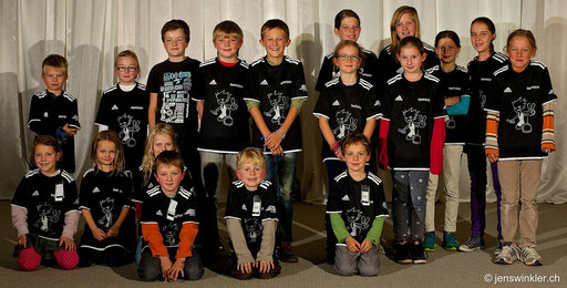 LCT Kids Trophy 2013: Silber