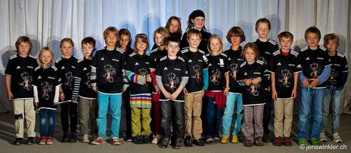 LCT Kids Trophy 2013: Bronze