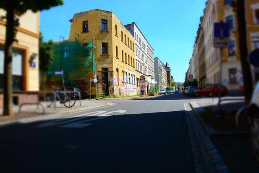 Aurelienstraße, Leipzig-Lindenau, Sanierung, Ecobau