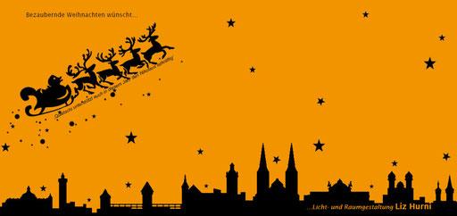 10. Themenkarte - Quietschie hat sich bereits aus dem Büro verabschiedet und unterstütz wieder einmal tatkräftig den Weihnachtsmannntegriert - Winterpause vom 18.12.17 bis und mit 05.12.18.