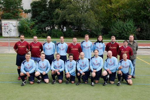 Trikotsponsor für SV Blau Weiss Berolina Mitte