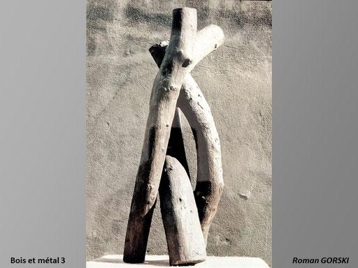 Bois et métal 3 - Roman Gorski