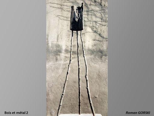 Bois et métal 2 - Roman Gorski