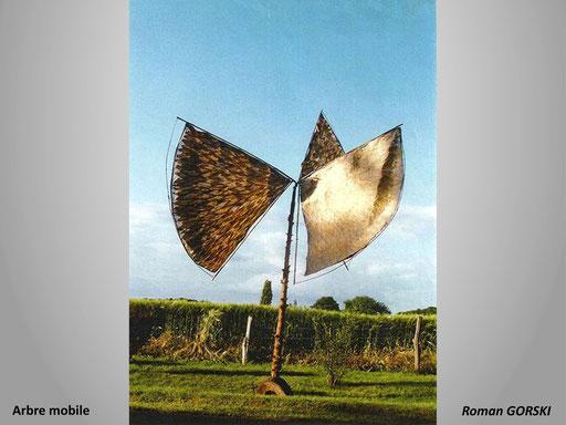Arbre mobile - Roman GORSKI