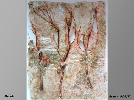 Reliefs 5 - Roman Gorski