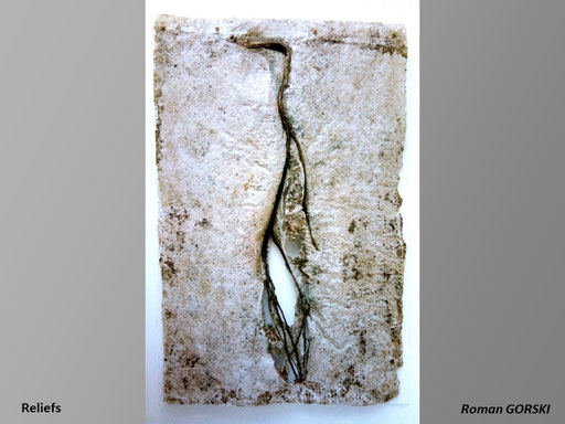 Reliefs 6 - Roman Gorski