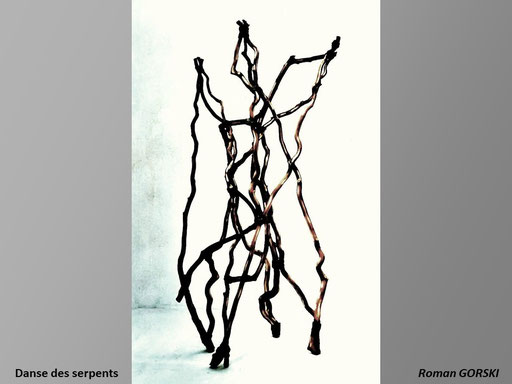 Danse des serpents - Roman Gorski