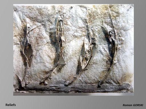 Reliefs 3 - Roman Gorski