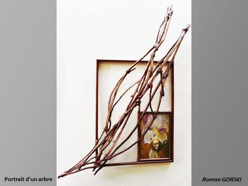 Portrait d'un arbre - Roman GORSKI