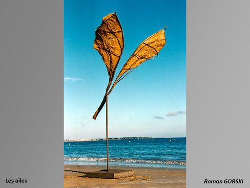 Les ailes - Roman Gorski