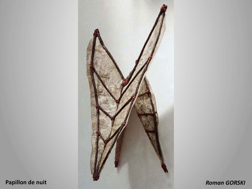 Papillon de nuit - Roman GORSKI