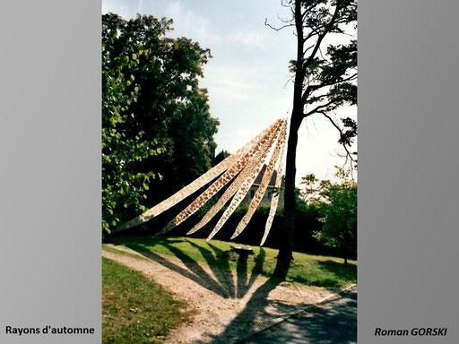 Rayons d'automne - Roman GORSKI