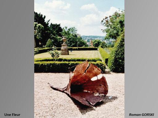 Une Fleur - Roman GORSKI