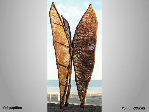 Pré-papillon - Roman GORSKI
