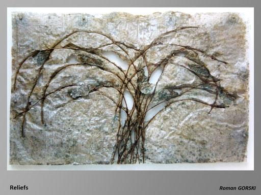 Reliefs 1 - Roman Gorski