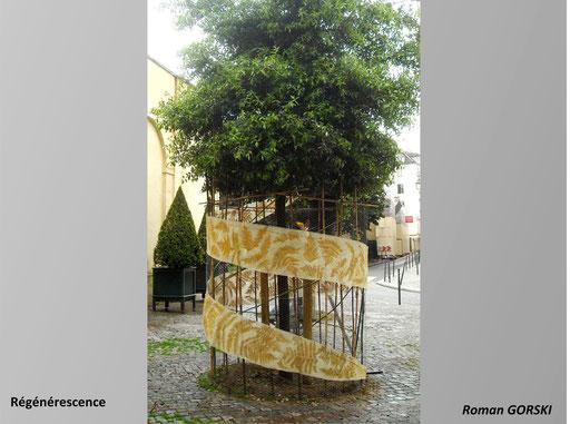 Régénérescence - Roman GORSKI