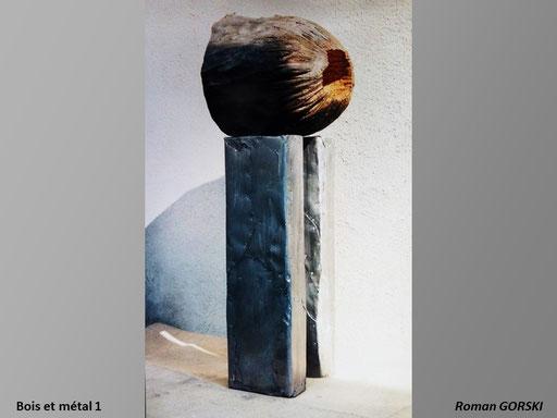 Bois et métal 1 - Roman Gorski