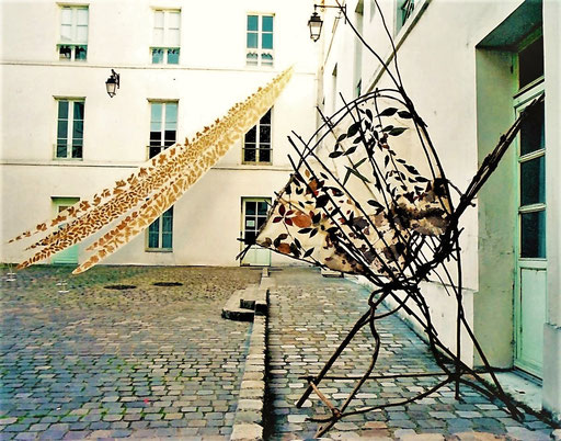 """""""Lâchés dans la nature"""" - Roman Gorski et les élèves du collège Olivier de Serres, Viry-Chatillon (91)"""