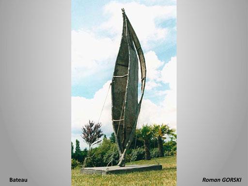 Bateau - Roman Gorski