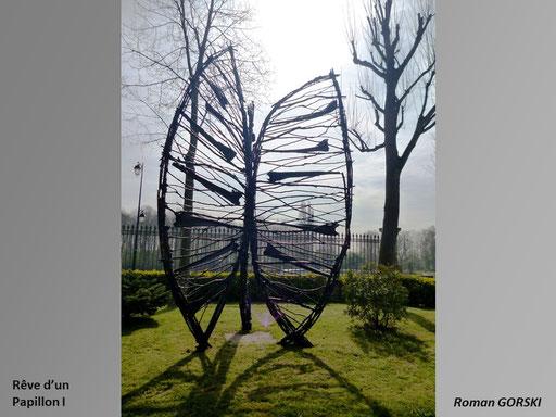Rêve d'un papillon I - Roman GORSKI