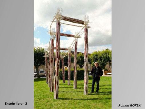 Entrée libre II - Roman GORSKI