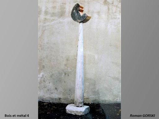 Bois et métal 4 - Roman Gorski