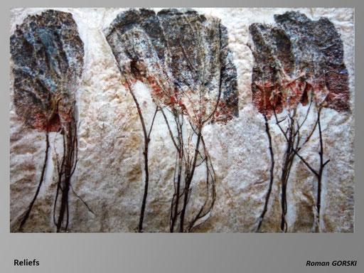 Reliefs 4 - Roman Gorski