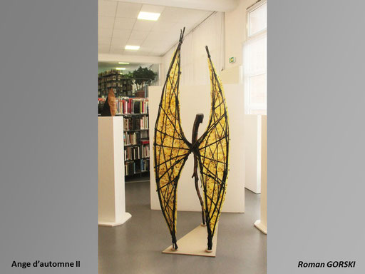 Ange d'automne II - Roman Gorski