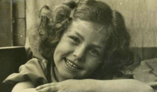 Eva Doris Weil, Aufnahme ca. 1938, vermutl. privat; ©: Fondazione Centro di Documentazione Ebraica Contemporanea CDEC, Archiv Nr. 283-s010-015