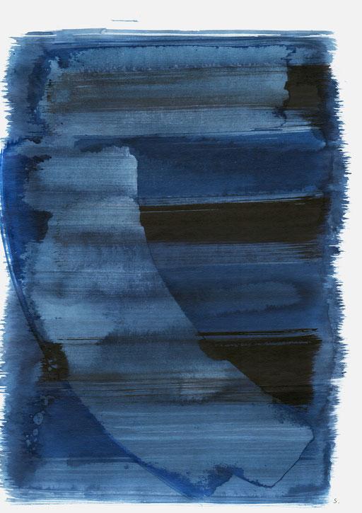 """Hendelsohn, Memorial 54"", 2021, 48 x 36cm; ©: Konstanze Sailer"