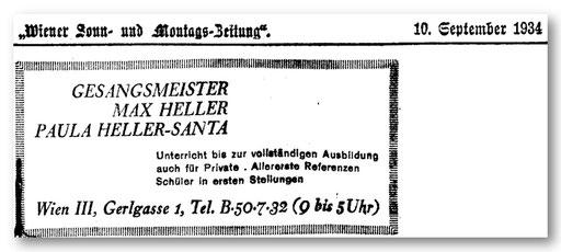 Friedl Dicker Plakat für Else Lasker-Schüler, 1920
