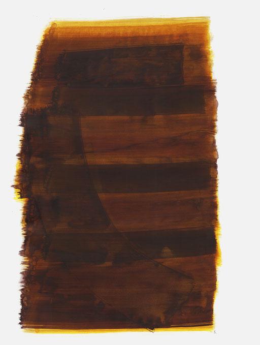 "Serie: ""Friedl Dicker-Brandeis"", 2018, Tusche auf Papier, 65 x 50cm; ©: Konstanze Sailer"
