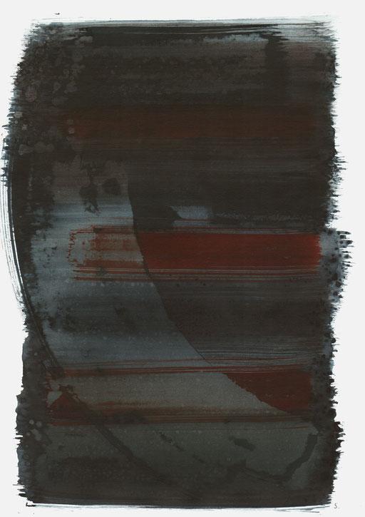 """""""Rothkirch, Memorial 42"""", 2021, 48 x 36cm; ©: Konstanze Sailer"""