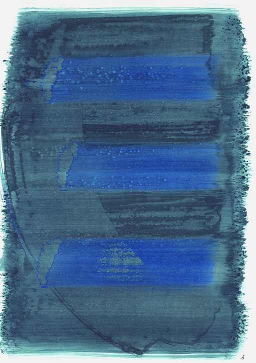 """Walter Teich, Memorial 15"", 2021, 48 x 36cm; ©: Konstanze Sailer"