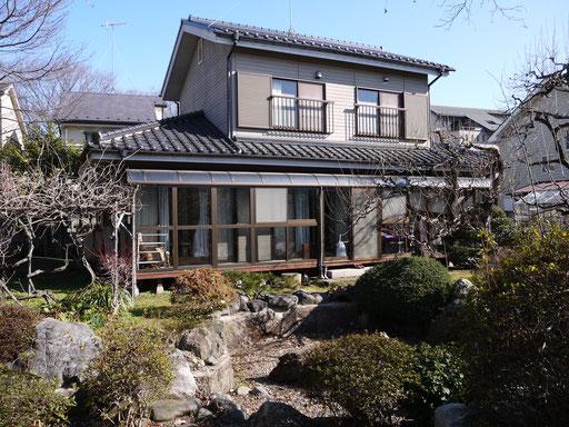 桜町市民いこいの家外観