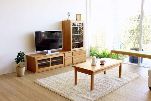 高野木工 アスター ASTER テレビ台 テレビボード 家具 インテリア 栃木県 東京デザインセンター