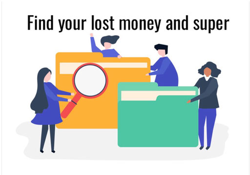 find lost money and super, the domestic economy, get your money back, your money,