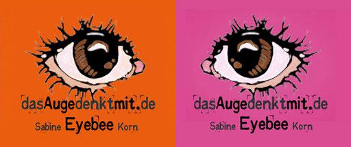 das Auge denkt mit Sabine Eyebee Korn