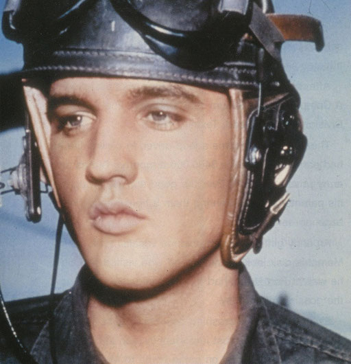 Elvis in the US Army in Friedberg: His legend is with us forever. Schenkung Rolf Herz