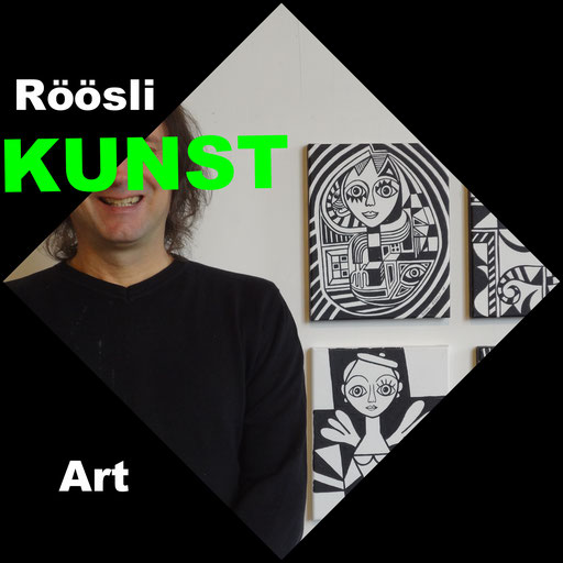 Gallery Pictures Exhibitions Kornschütte Art Lucerne Artist Daniel Roeoesli Painter,