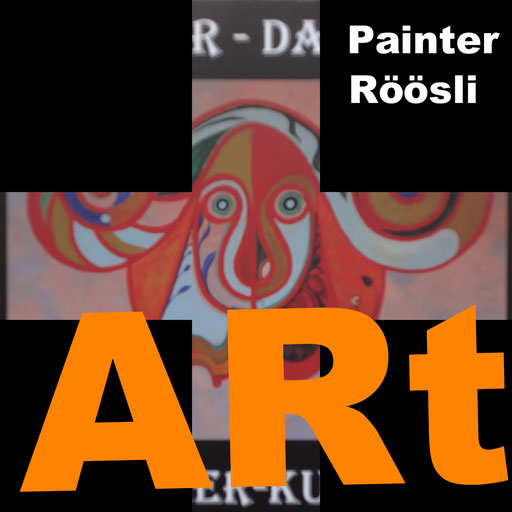 st moritz art gallery painting events vernissage daniel roeoesli ,