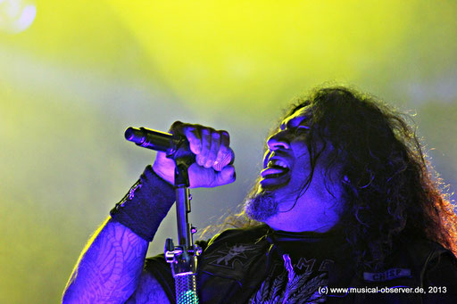 Neuer Headliner: TESTAMENT