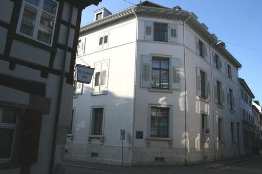 St. Alban Vorstadt 58, Basel